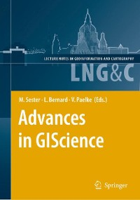 Cover Advances in GIScience