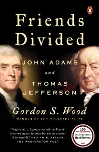 Cover Friends Divided