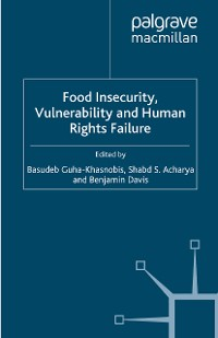Cover Food Insecurity, Vulnerability and Human Rights Failure