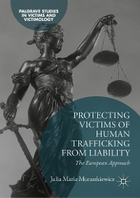 Cover Protecting Victims of Human Trafficking From Liability