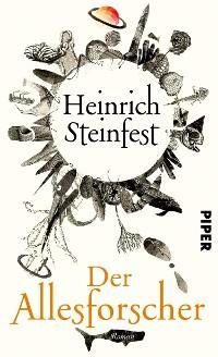 Cover Der Allesforscher