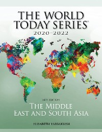 Cover The Middle East and South Asia 2020–2022