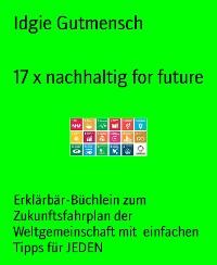 Cover 17 x nachhaltig for future