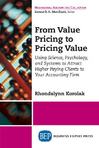 Cover From Value Pricing to Pricing Value
