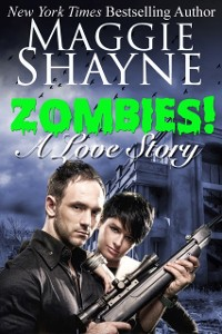 Cover Zombies! A Love Story