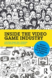Cover Inside the Video Game Industry