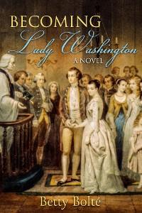 Cover Becoming Lady Washington