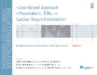 Cover A Case-Based Approach to Pacemakers, ICDs, and Cardiac  Resynchronization Volume 3