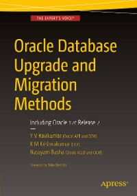 Cover Oracle Database Upgrade and Migration Methods