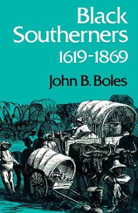 Cover Black Southerners, 1619-1869