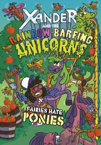 Cover Fairies Hate Ponies