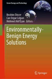 Cover Environmentally-Benign Energy Solutions