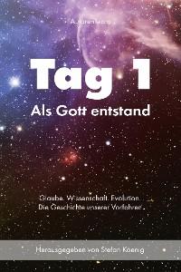 Cover Tag 1 - Als Gott entstand