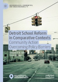 Cover Detroit School Reform in Comparative Contexts