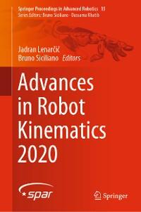 Cover Advances in Robot Kinematics 2020