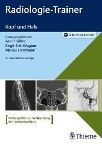 Cover Radiologie-Trainer Kopf und Hals