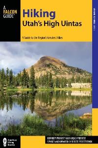 Cover Hiking Utah's High Uintas