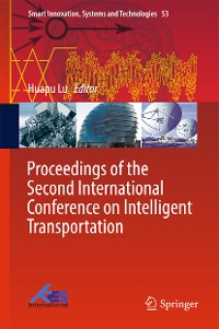 Cover Proceedings of the Second International Conference on Intelligent Transportation