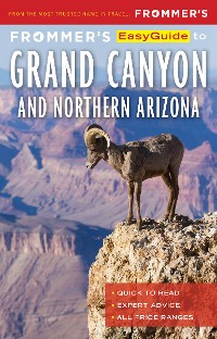 Cover Frommer's EasyGuide to the Grand Canyon & Northern Arizona