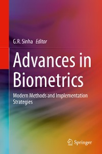 Cover Advances in Biometrics