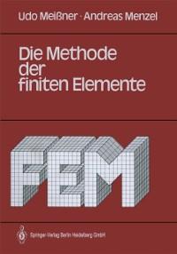 Cover Die Methode der finiten Elemente