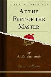Cover At the Feet of the Master