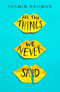 Cover All the Things We Never Said