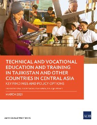 Cover Technical and Vocational Education and Training in Tajikistan and Other Countries in Central Asia