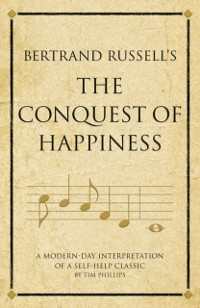Cover Bertrand Russell's The Conquest of Happiness