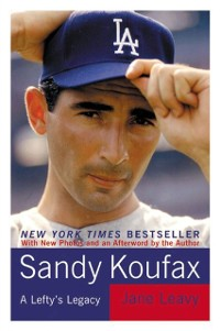 Cover Sandy Koufax