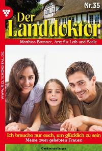 Cover Der Landdoktor 35 – Arztroman