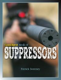 Cover Gun Digest Book of Suppressors