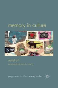 Cover Memory in Culture