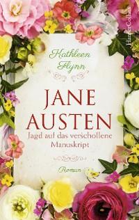 Cover Jane Austen - Jagd auf das verschollene Manuskript