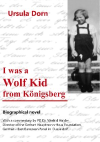 Cover I was a Wolf Kid from Königsberg