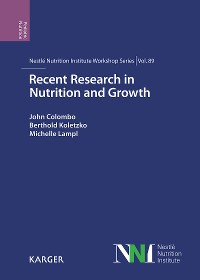 Cover Recent Research in Nutrition and Growth