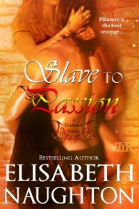 Cover Slave to Passion (Firebrand #2)