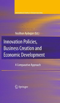 Cover Innovation Policies, Business Creation and Economic Development