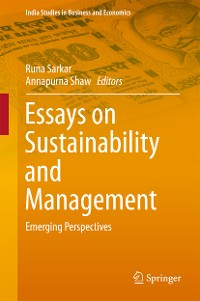 Cover Essays on Sustainability and Management