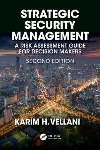 Cover Strategic Security Management