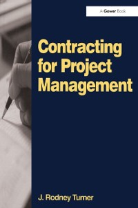 Cover Contracting for Project Management