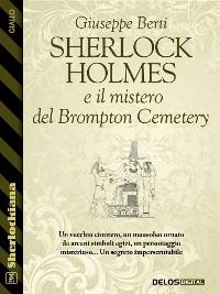 Cover Sherlock Holmes e il mistero del Brompton Cemetery