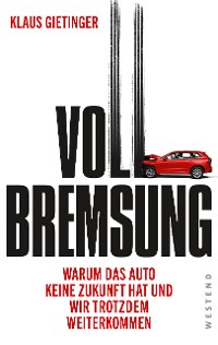 Cover Vollbremsung