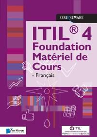 Cover ITIL 4 Foundation Matériel de Cours - Français