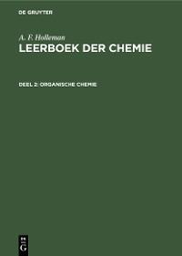Cover Organische Chemie