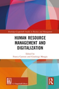Cover Human Resource Management and Digitalization