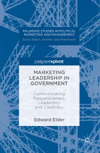Cover Marketing Leadership in Government