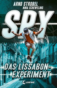 Cover SPY (Band 5) - Das Lissabon-Experiment