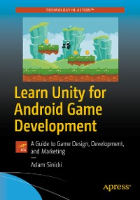 Cover Learn Unity for Android Game Development