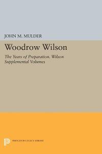 Cover Woodrow Wilson